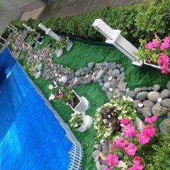 Отель Kalofer Hotel Болгария, Солнечный берег - 1 отзыв об отеле, цены и фото номеров - забронировать отель Kalofer Hotel онлайн бассейн фото 3