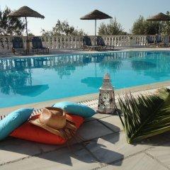 Отель Nikolas Villas Aparthotel Греция, Остров Санторини - отзывы, цены и фото номеров - забронировать отель Nikolas Villas Aparthotel онлайн бассейн