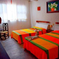Hotel Corona Zihua 3* Стандартный номер фото 3