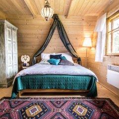 Отель Domek Rysulowka Zakopane Косцелиско комната для гостей фото 3