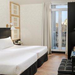 H10 Catalunya Plaza Boutique Hotel 3* Номер Делюкс