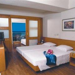 Sirene Beach Hotel - All Inclusive 4* Стандартный семейный номер с двуспальной кроватью фото 10
