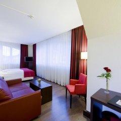 Отель Nh Salzburg City 4* Улучшенный номер фото 7