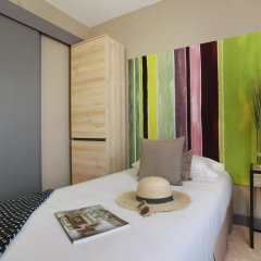 Hotel La Villa Tosca 3* Стандартный номер с различными типами кроватей фото 8