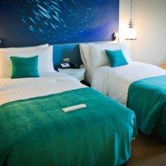 Grand Scenaria Hotel Pattaya 4* Номер Делюкс с различными типами кроватей фото 5