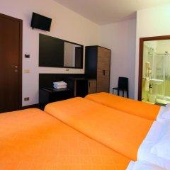 Lux Hotel Durante 2* Стандартный номер с различными типами кроватей фото 19