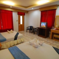 Отель Lanta Paradise Beach Resort удобства в номере фото 2