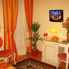 Hotel San Luca Venezia 3* Стандартный номер с различными типами кроватей фото 3