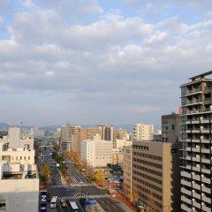Отель Eclair Hakata 3* Стандартный номер фото 12