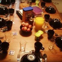 The Nook Hostel Понта-Делгада питание