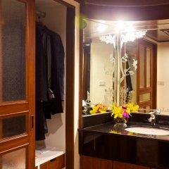 King Park Avenue Hotel ванная