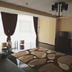Mark Plaza Hotel 2* Улучшенные апартаменты разные типы кроватей