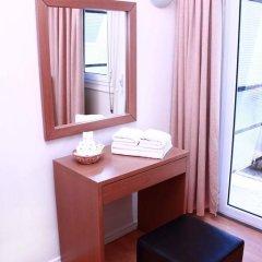 Aristoteles Hotel 3* Стандартный номер с разными типами кроватей фото 7