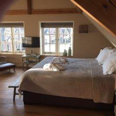 Отель de Goudvink Нидерланды, Абкауде - отзывы, цены и фото номеров - забронировать отель de Goudvink онлайн комната для гостей фото 5