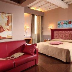 Hotel Condotti 3* Люкс с различными типами кроватей фото 5