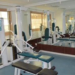 Dolphin Hotel Apartments фитнесс-зал