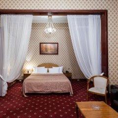 Легендарный Отель Советский 4* Полулюкс разные типы кроватей фото 7