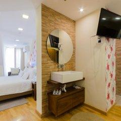Hotel Borges Chiado 3* Стандартный семейный номер с двуспальной кроватью