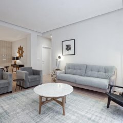 Апартаменты SanSebastianForYou / Kursaal Apartments комната для гостей фото 5