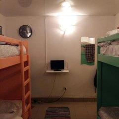 Гостиница Grecheskiy Dvorik Кровать в общем номере с двухъярусной кроватью фото 5