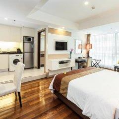 Отель Adelphi Grande Sukhumvit By Compass Hospitality 4* Улучшенная студия фото 8