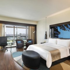 Marriott Hotel Al Forsan, Abu Dhabi 5* Улучшенный номер с различными типами кроватей фото 2