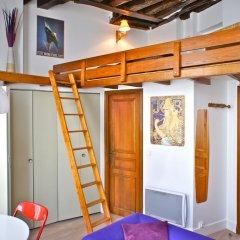 Апартаменты Studio Mezzanine Saint Germain des Près детские мероприятия
