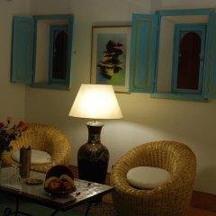 Отель Riad Agathe 4* Стандартный номер