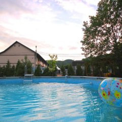 Гостиница Вилла Welcome бассейн