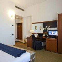 Grand Hotel Tiberio 4* Стандартный номер с различными типами кроватей фото 20