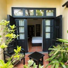 Отель Hoi An Trails Resort 4* Улучшенный номер с различными типами кроватей фото 2