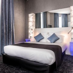 Отель Best Western Premier Marais Grands Boulevards 4* Классический номер с различными типами кроватей фото 6