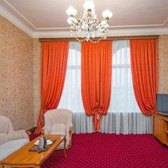 Легендарный Отель Советский 4* Люкс разные типы кроватей фото 5