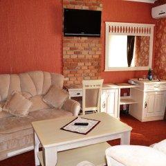 Гостиница Сапсан комната для гостей фото 4