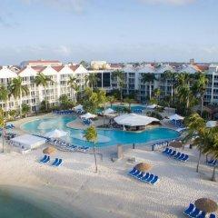 Отель Renaissance Aruba Resort & Casino 4* Люкс с различными типами кроватей фото 6
