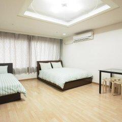 Отель NJoy Seoul Студия Делюкс с различными типами кроватей фото 8