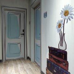 Room007 Ventura Hostel Кровать в общем номере с двухъярусной кроватью фото 8