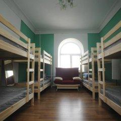 Ok Хостел Кровать в мужском общем номере с двухъярусными кроватями