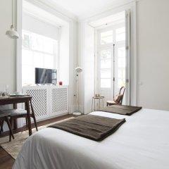 Отель bnapartments Carregal комната для гостей