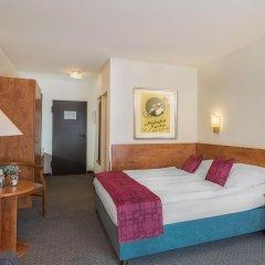 Hotel Am Moosfeld 4* Стандартный номер с различными типами кроватей фото 7