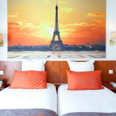 Отель Hôtel Alyss Saphir Cambronne Eiffel комната для гостей фото 2