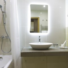 Гостиница Я-Отель 4* Номер Комфорт с 2 отдельными кроватями фото 2