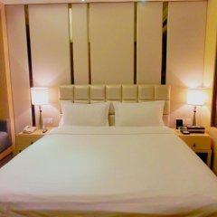 Отель Xindi Hotel Китай, Чжуншань - отзывы, цены и фото номеров - забронировать отель Xindi Hotel онлайн комната для гостей фото 3