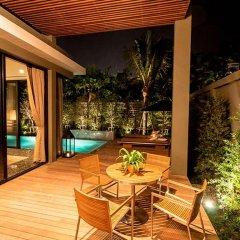 Отель V Villas Hua Hin MGallery by Sofitel балкон