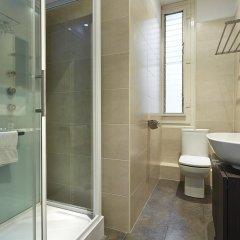 Отель BruStar Centric ванная фото 2