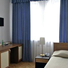 Гостиница Планета Люкс 4* Стандартный номер с различными типами кроватей фото 2