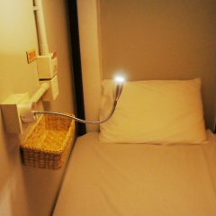 Homie Hostel & Cafe' 2* Кровать в женском общем номере фото 10