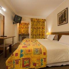 Amazonia Lisboa Hotel 3* Номер Эконом разные типы кроватей фото 6