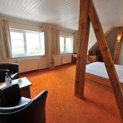 Hotel Am Alten Strom 3* Стандартный номер с двуспальной кроватью фото 8