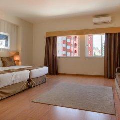 Dom Jose Beach Hotel 3* Улучшенный номер с двуспальной кроватью фото 2